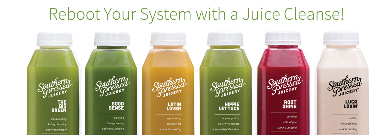 Home - Southern Pressed Juicery